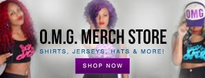 OMG Merch Store